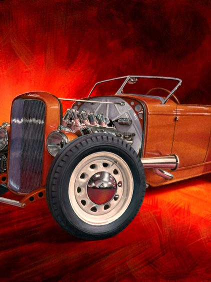 Hot Rods & Kustoms